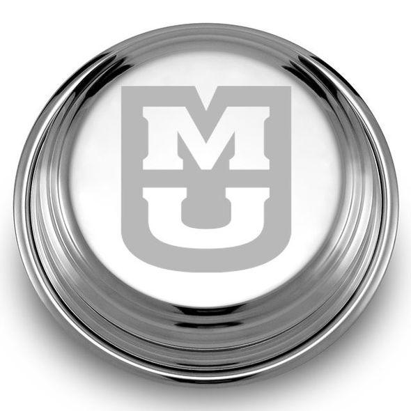 University of Missouri Pewter Paperweight - Image 2