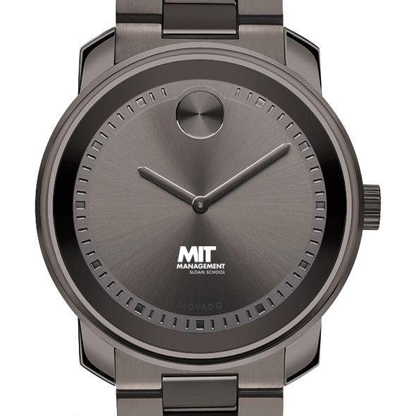 MIT Sloan Men's Movado BOLD Gunmetal Grey - Image 1