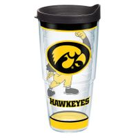 Iowa 24 oz. Tervis Tumblers - Set of 2