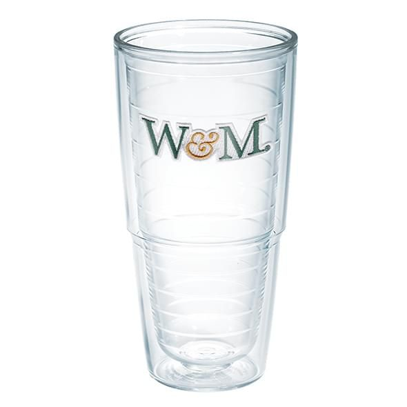 William & Mary 24 oz Tervis Tumblers - Set of 4