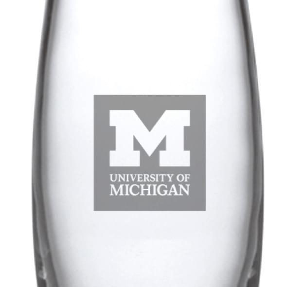 Michigan Glass Addison Vase by Simon Pearce - Image 2