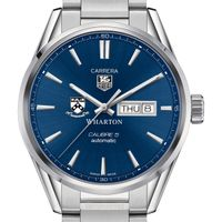 Wharton Men's TAG Heuer Carrera with Day-Date