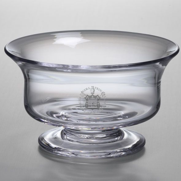 Trinity College Small Revere Celebration Bowl by Simon Pearce - Image 2