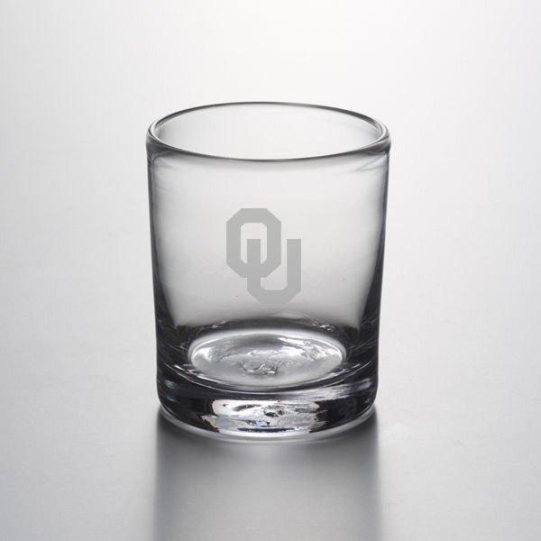 Oklahoma Double Old Fashioned Glass by Simon Pearce