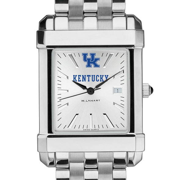 Kentucky Men's Collegiate Watch w/ Bracelet - Image 1