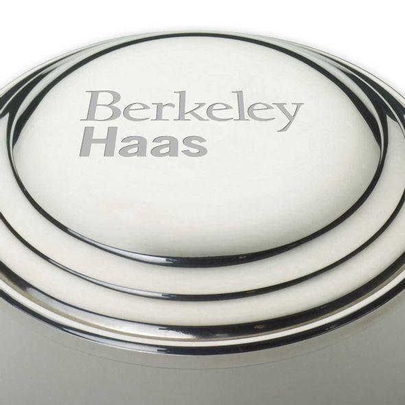 Berkeley Haas Pewter Keepsake Box - Image 2