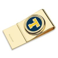 Trinity College Enamel Money Clip