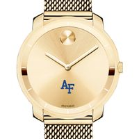 US Air Force Academy Women's Movado Gold Bold 36