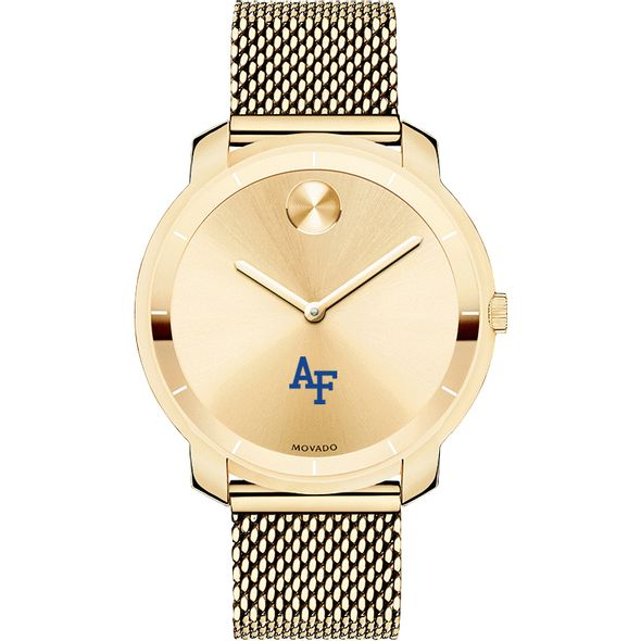 US Air Force Academy Women's Movado Gold Bold 36 - Image 2