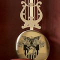 West Point Howard Miller Wall Clock - Image 2