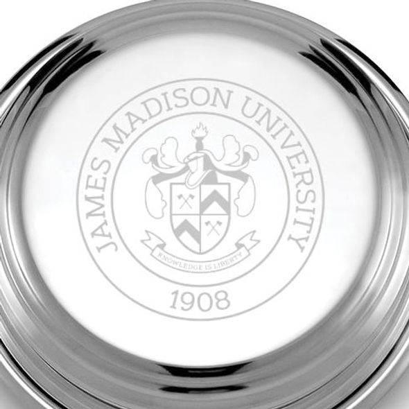 James Madison Pewter Paperweight - Image 2