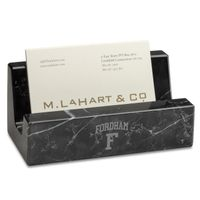 Fordham Marble Business Card Holder