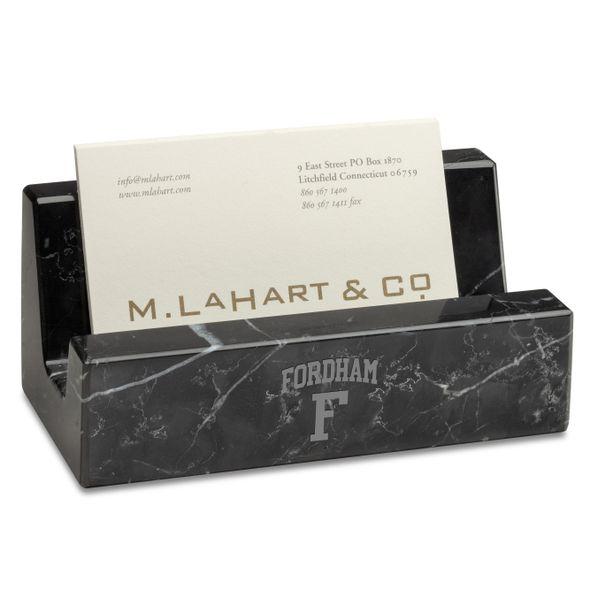 Fordham Marble Business Card Holder