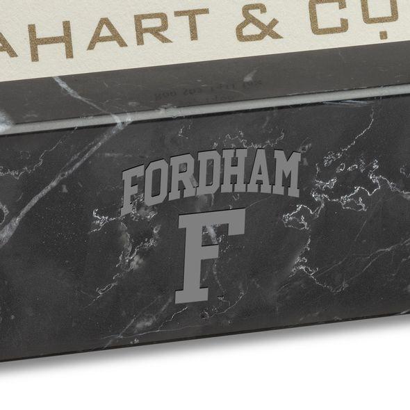 Fordham Marble Business Card Holder - Image 2
