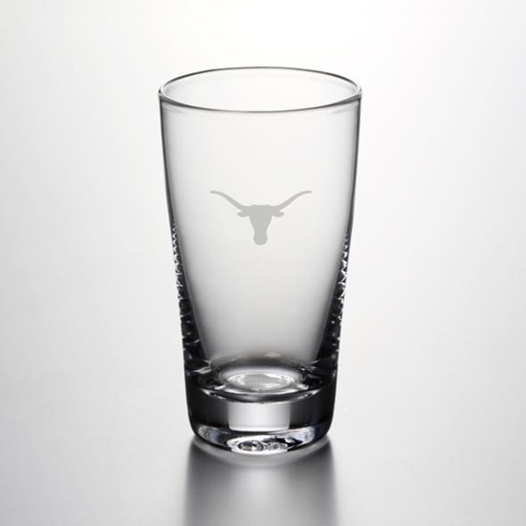 Texas Ascutney Pint Glass by Simon Pearce