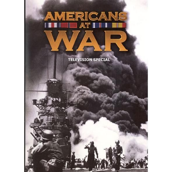 USNI DVD - Americans at War TV Special - Image 2