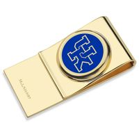 University of Kentucky Enamel Money Clip