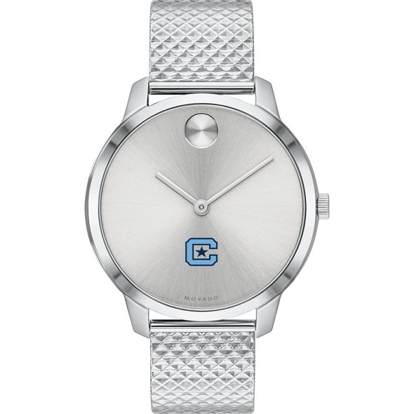 Citadel Women's Movado Stainless Bold 35 - Image 2