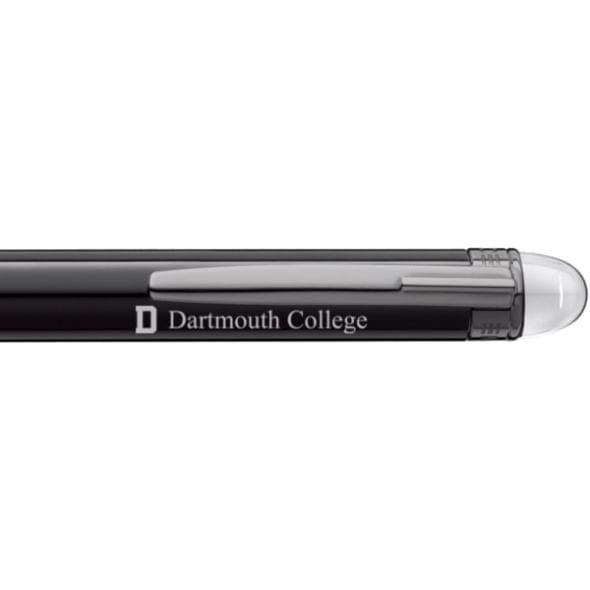 Dartmouth College Montblanc StarWalker Ballpoint Pen in Ruthenium - Image 2
