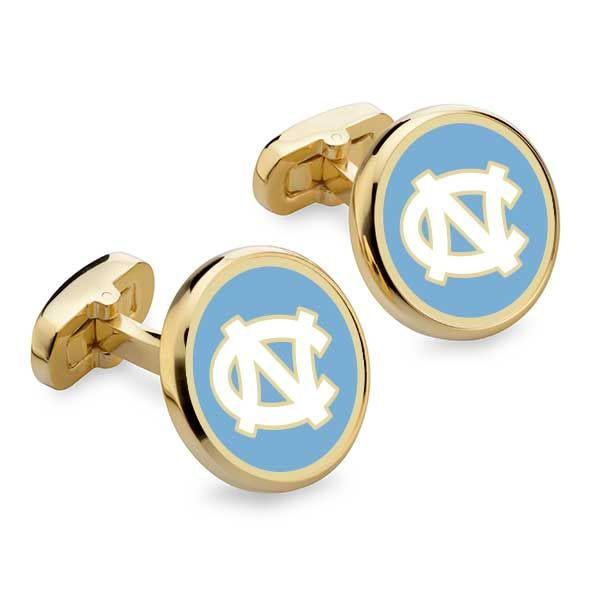 North Carolina Enamel Cufflinks