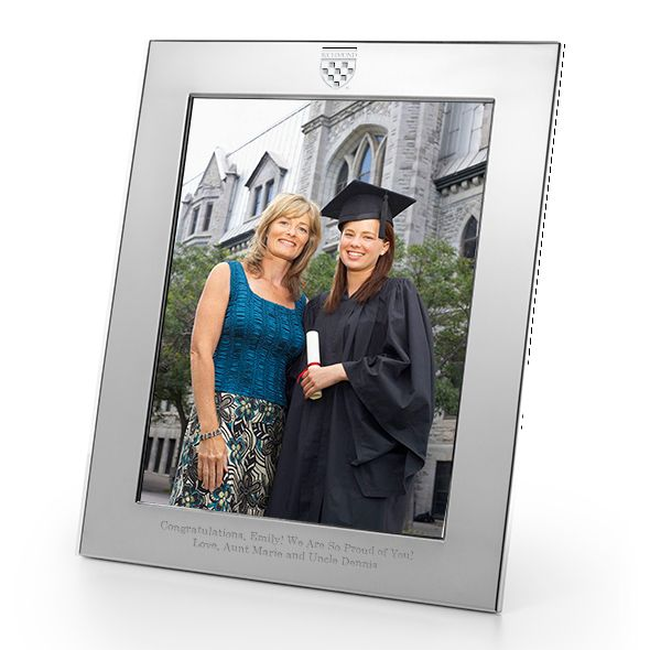 University of Richmond Polished Pewter 8x10 Picture Frame