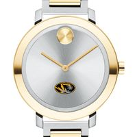 University of Missouri Women's Movado Two-Tone Bold 34