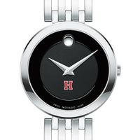 Harvard University Women's Movado Esparanza Stainless Steel Museum with Bracelet