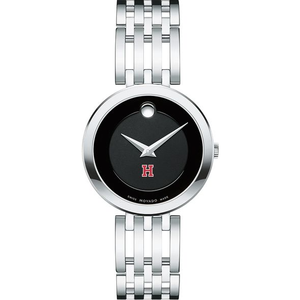 Harvard University Women's Movado Esparanza Stainless Steel Museum with Bracelet - Image 2