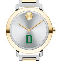 Dartmouth College Women's Movado Two-Tone Bold 34