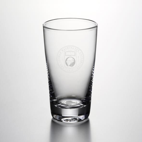 George Washington Ascutney Pint Glass by Simon Pearce
