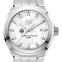 Pitt TAG Heuer Diamond Dial LINK for Women