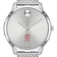 Cornell SC Johnson College of Business Women's Movado Stainless Bold 35
