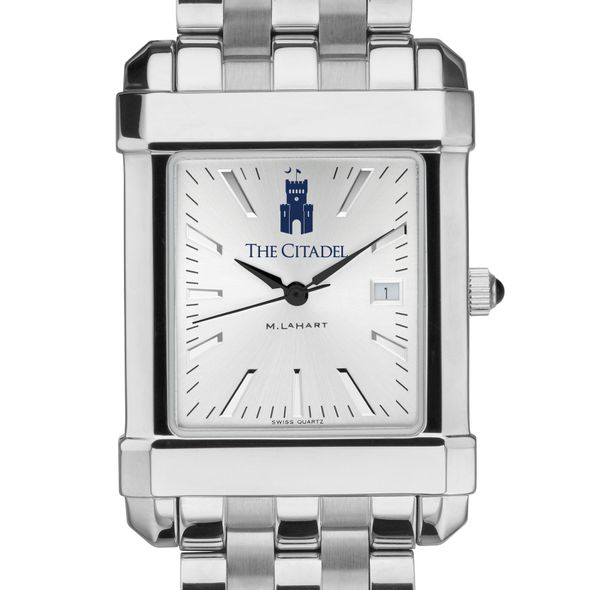 Citadel Men's Collegiate Watch w/ Bracelet