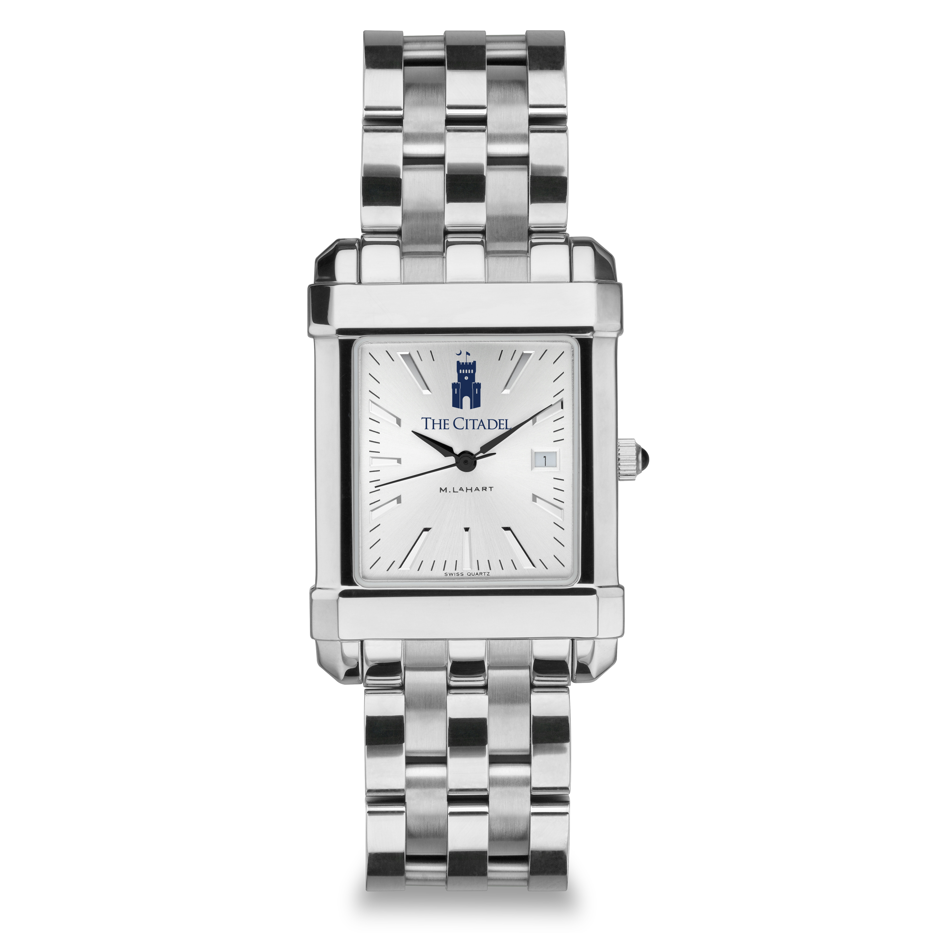 Citadel Men's Collegiate Watch w/ Bracelet - Image 2