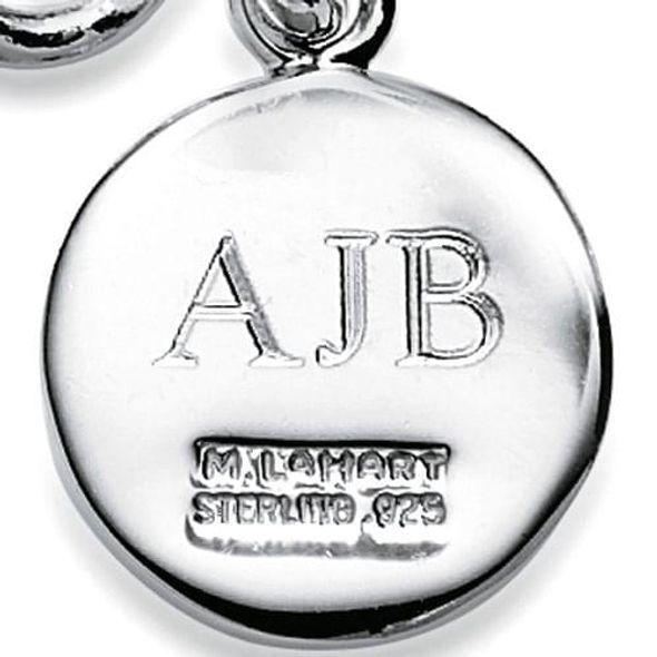 South Carolina Sterling Silver Charm Bracelet - Image 3