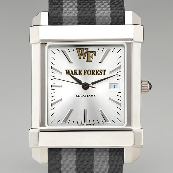 Wake Forest University Collegiate Watch with NATO Strap for Men
