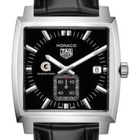 Georgetown University TAG Heuer Monaco with Quartz Movement for Men