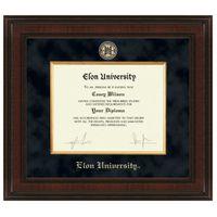 Elon Diploma Frame - Excelsior