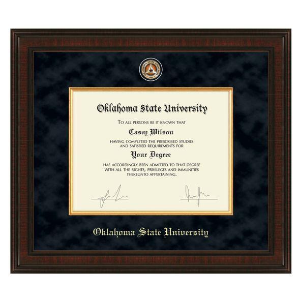 Oklahoma State University Diploma Frame - Excelsior
