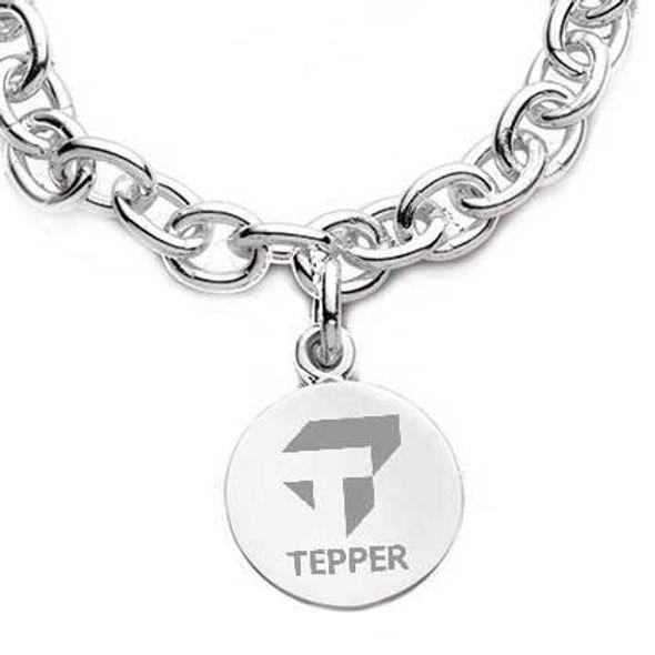 Tepper Sterling Silver Charm Bracelet - Image 2