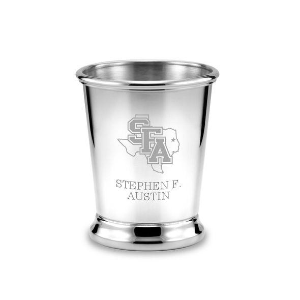 SFASU Pewter Julep Cup - Image 1