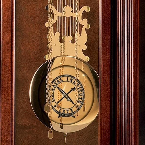 USNI Howard Miller Grandfather Clock - Image 2