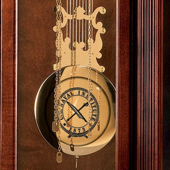 USNI Howard Miller Grandfather Clock - Image 2