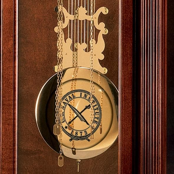 USNI Howard Miller Grandfather Clock - Image 3