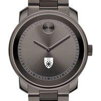Yale SOM Men's Movado BOLD Gunmetal Grey
