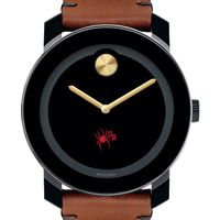 University of Richmond Men's Movado BOLD with Brown Leather Strap
