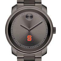 Syracuse University Men's Movado BOLD Gunmetal Grey