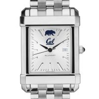 Berkeley Men's Collegiate Watch w/ Bracelet