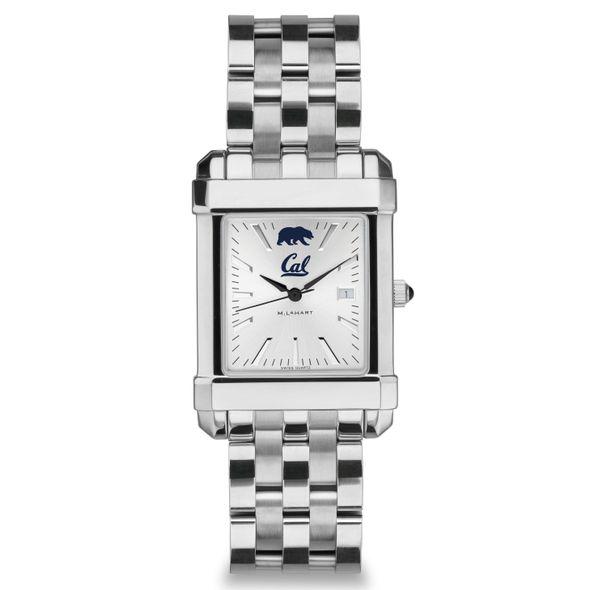 Berkeley Men's Collegiate Watch w/ Bracelet - Image 2