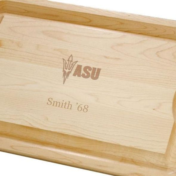 Arizona State Maple Cutting Board - Image 2